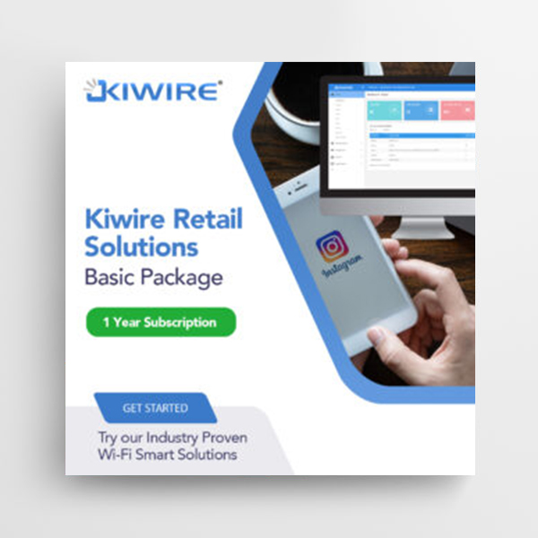 Kiwire Retail Package