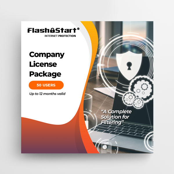 FlashStart-Company (50 Users)
