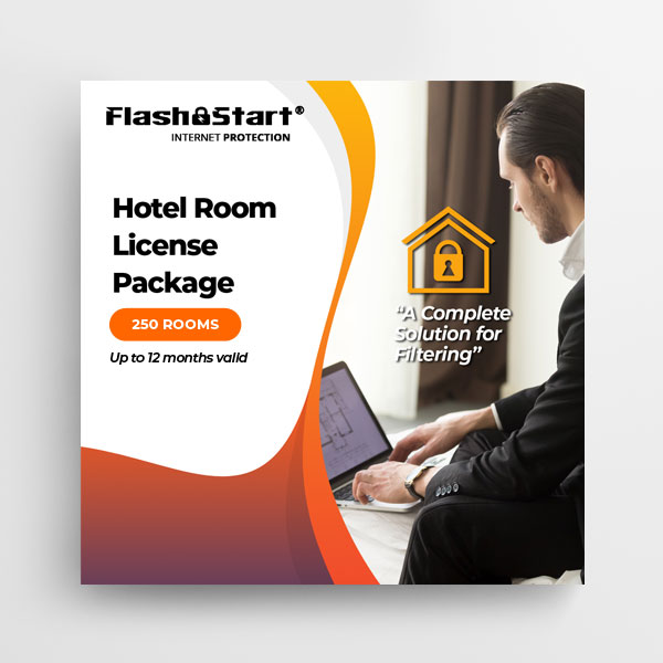 FlashStart-Hotel (250 Rooms)